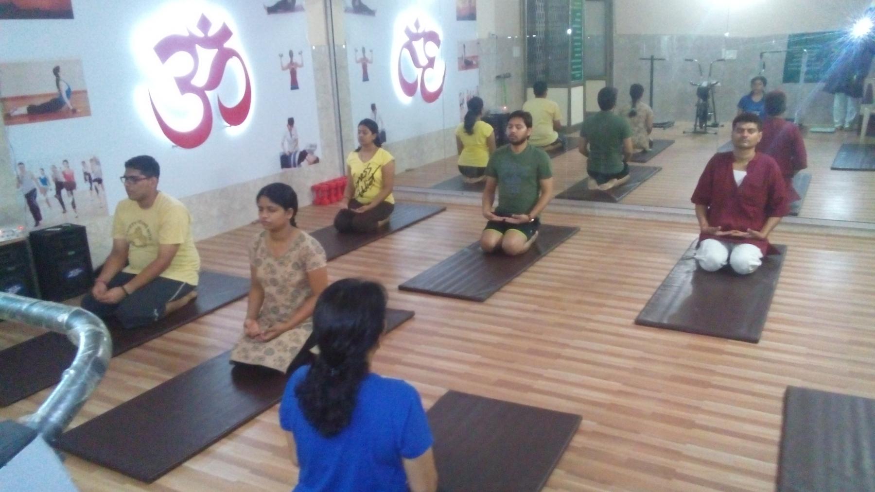 yoga & med